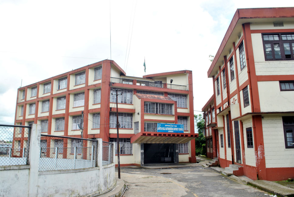 JHADC Building image